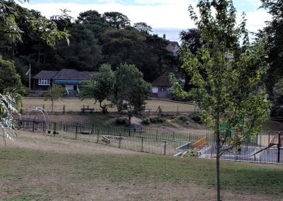 The Pavilion at Alexandra Park Reopens!