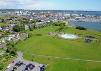 Friends of Hamworthy Park Continue to Carry out Great Work!