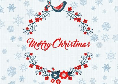 A Merry Christmas to all the Volunteers of Poole!