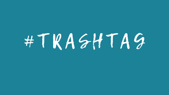 #trashtagging takes over!