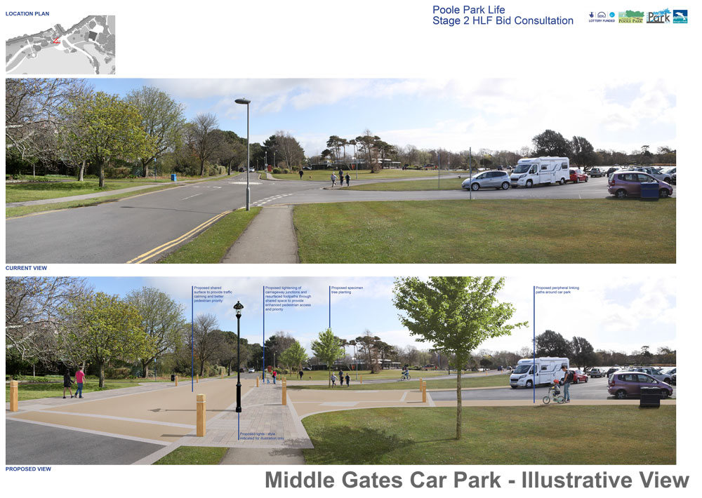 Middle Gates Car Park