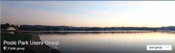 Join Poole Park Users Group at Facebook