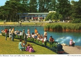Poole Park Miniature Railway Update