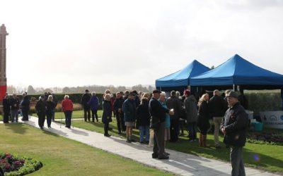 War Memorial Official Opening