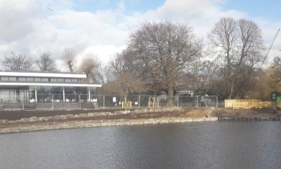 Week 7. Lakes, Lagoon and Sluice Bridge Update