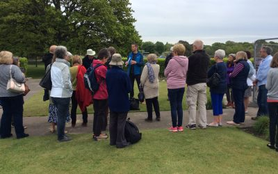 Poole Park Walk and Talk, Tues 16th July, 1pm – 2pm
