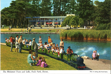 Poole Projects | Poole Park Miniature Railway to re-open in 2019